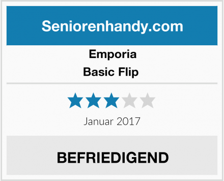 Emporia Basic Flip  Test