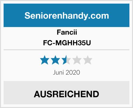 Fancii FC-MGHH35U Test