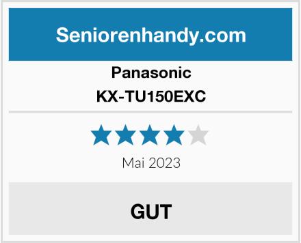 Panasonic KX-TU150EXC Test