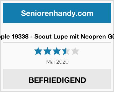 Happy People 19338 - Scout Lupe mit Neopren Gürteltasche Test