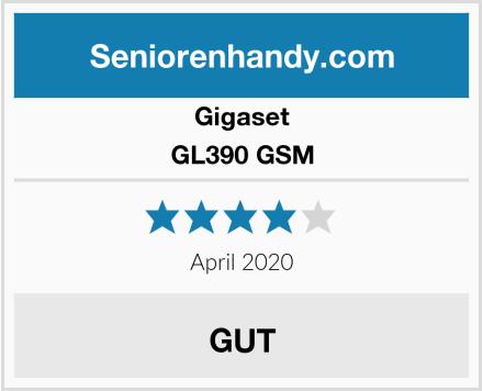 Gigaset GL390 GSM Test