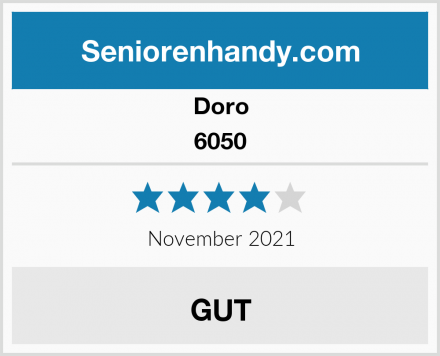 Doro 6050 Test