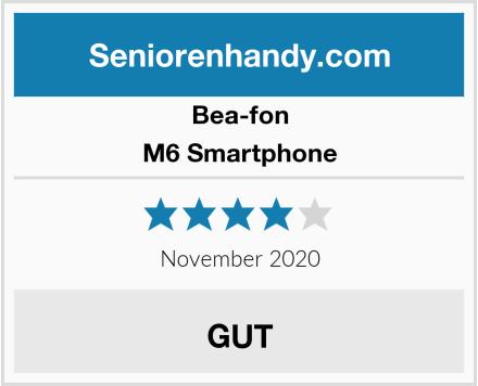 Bea-fon M6 Smartphone Test
