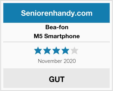 Bea-fon M5 Smartphone Test
