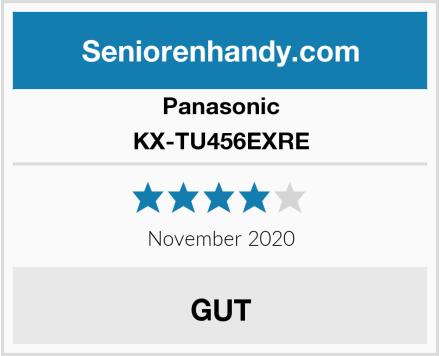 Panasonic KX-TU456EXRE Test