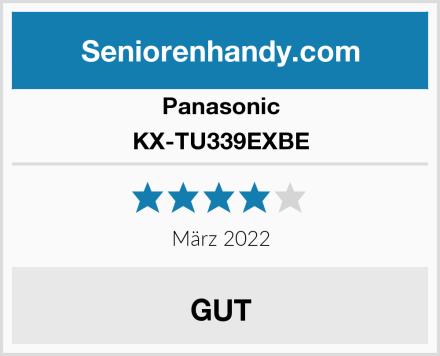 Panasonic KX-TU339EXBE Test