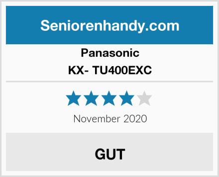 Panasonic KX- TU400EXC Test