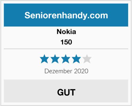 Nokia 150 Test