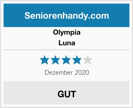 Olympia Luna Test