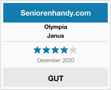 Olympia Janus Test