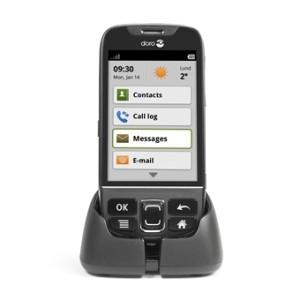 Doro-Handy für Senioren mit Design-Preis geehrt