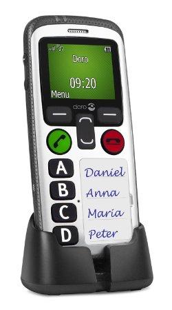 doro mobiltelefon bruksanvisning