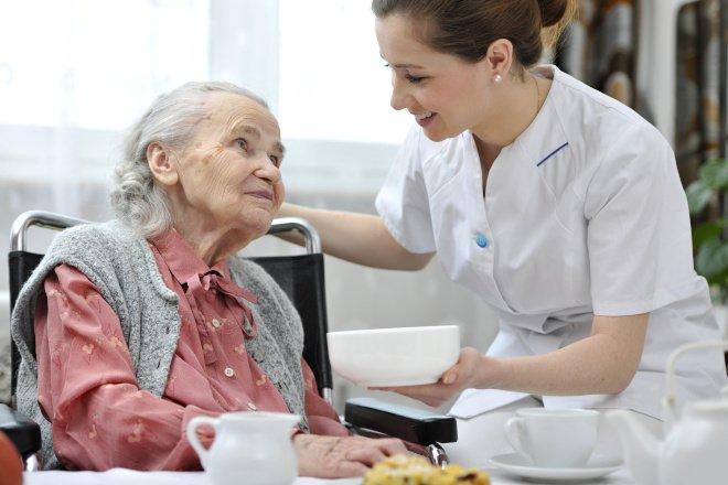 Catering für Senioren