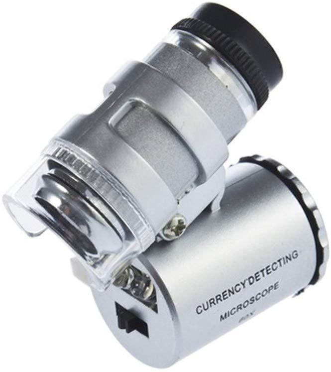 No Name KIMILAR Mini 60X LED Mikroskop