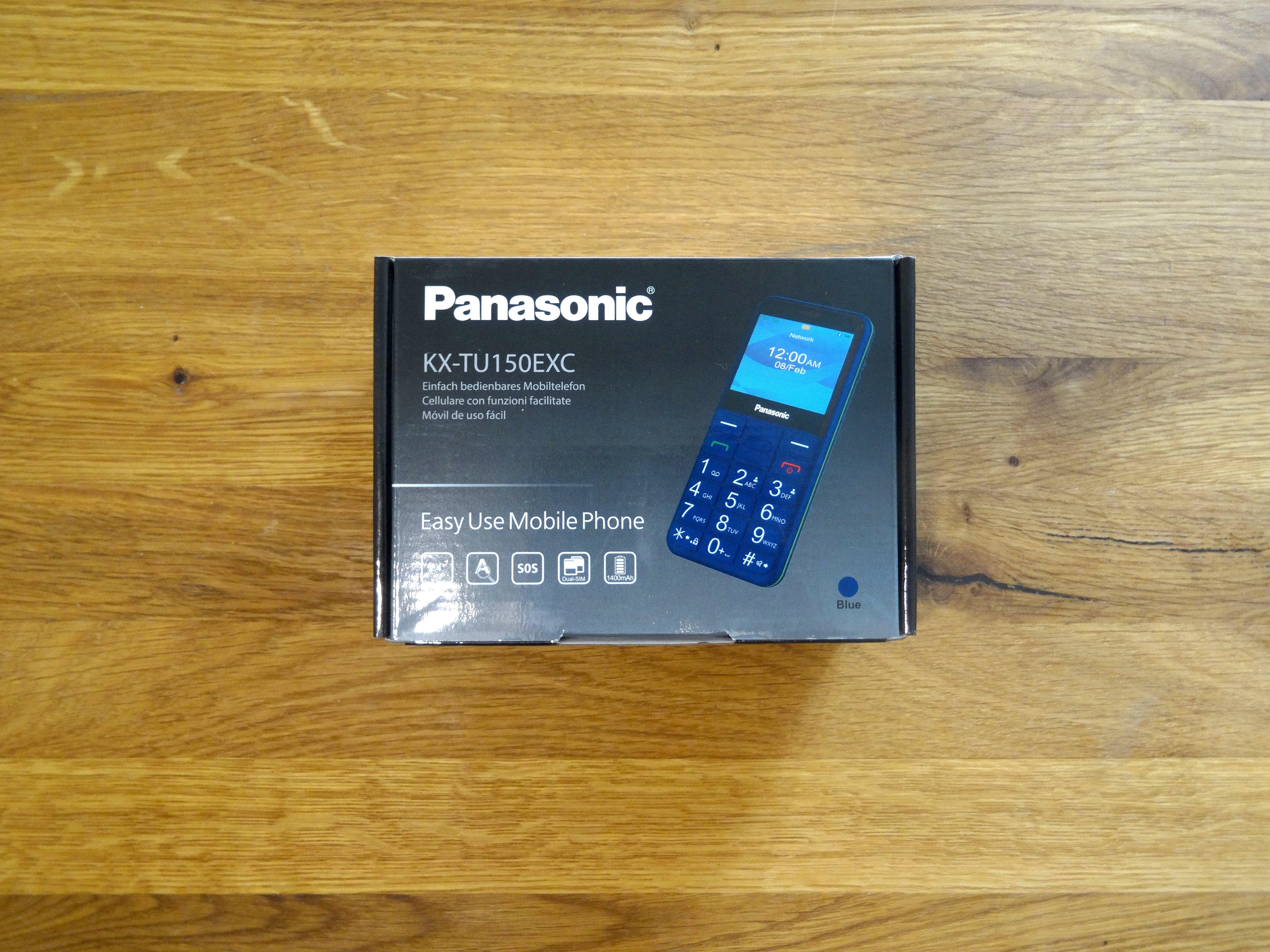 Panasonic KX-TU150EXC