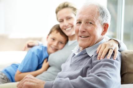 seniorenfreundlich wohnen