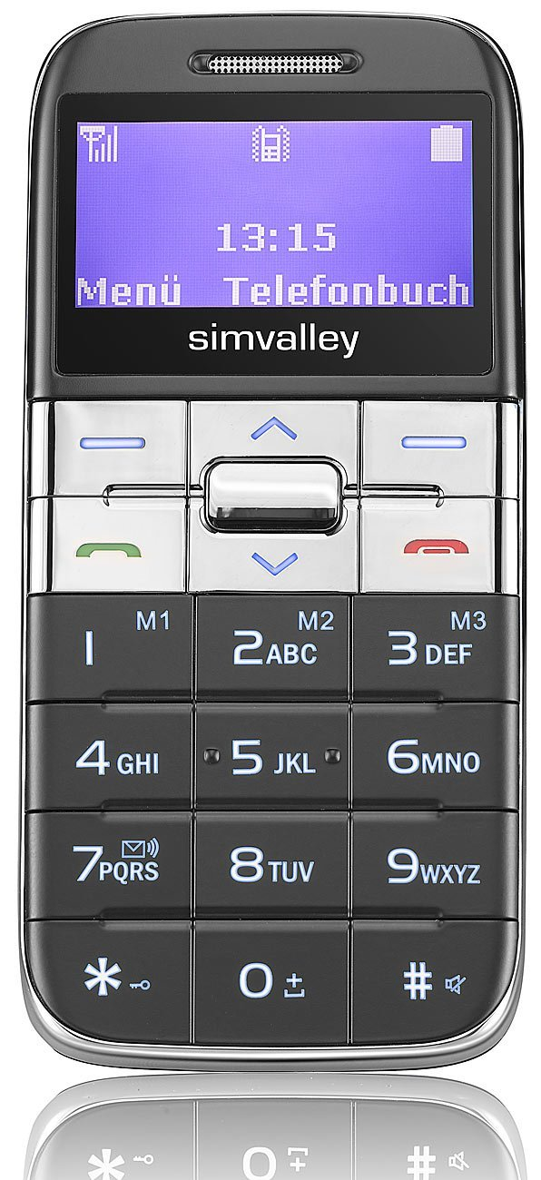 Simvalley Easy-5