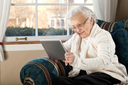 Technik für Senioren