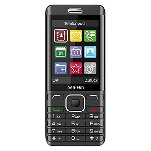 Bea-fon Classic Line C350 Black Handy