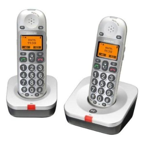 Audioline BIG TEL 202