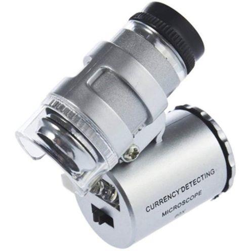 KIMILAR Mini 60X LED Mikroskop