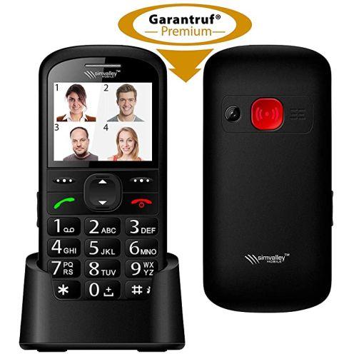 Simvalley communications Seniorentelefon